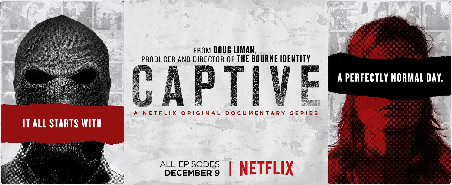 Intense Trailer For Netflix's Kidnapping Documentary CAPTIVE