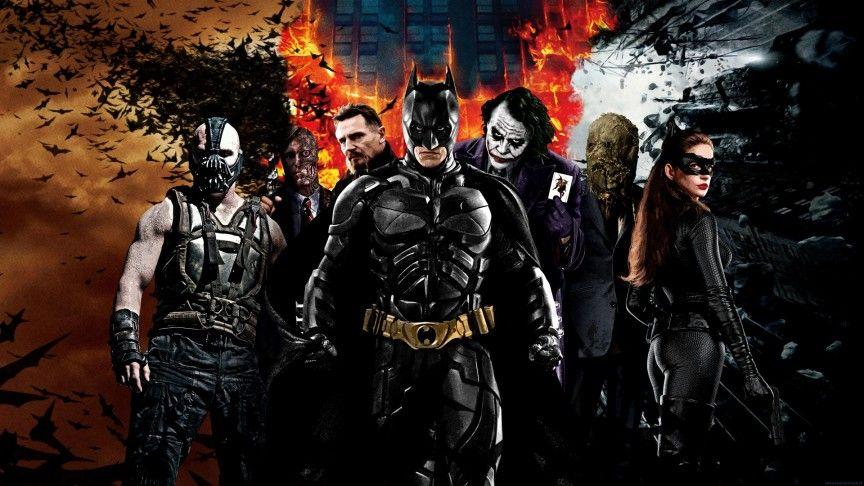 "Batman and ""friends"""