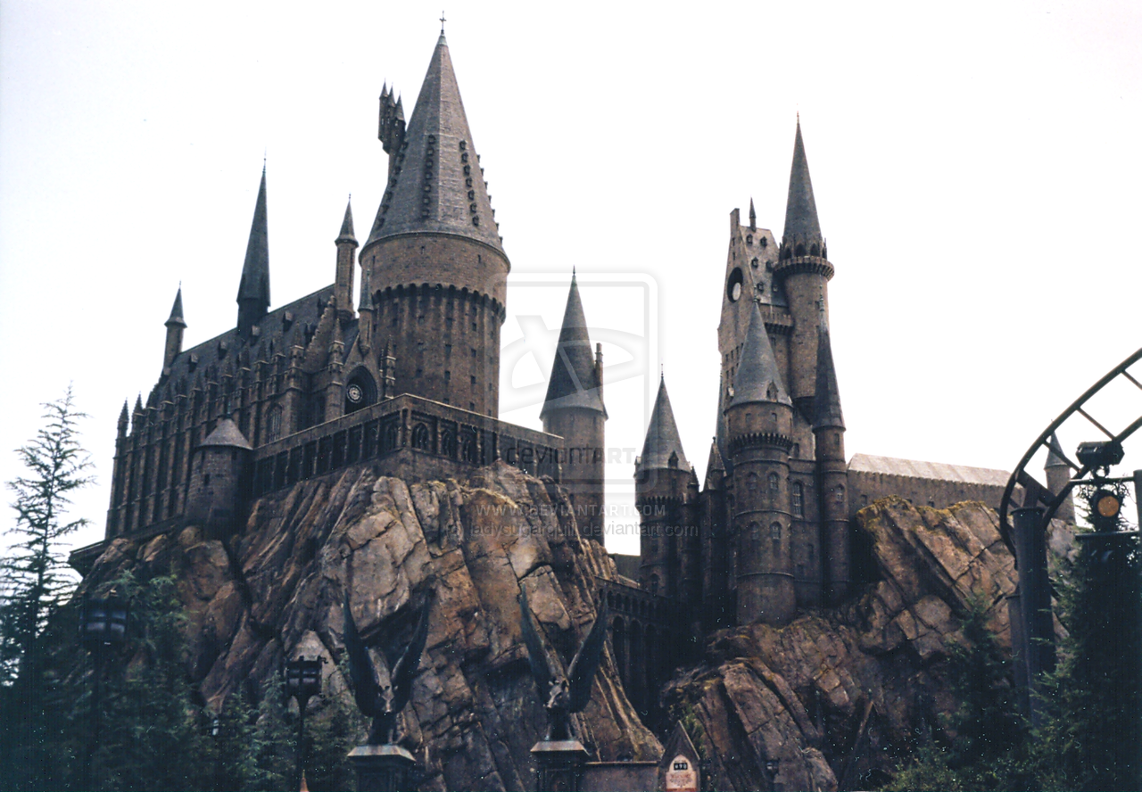 Hogwarts Castle But The Real Thing Dream Trips