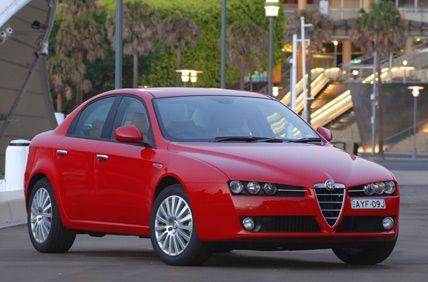 Alfa Romeo 159 22 JTS