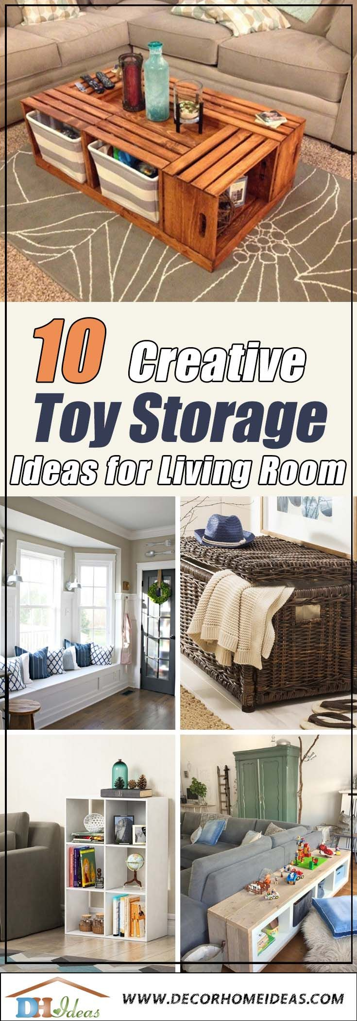 9 Best Toy Storage Ideas For Living Room In 2020 Living Room Toy Storage Creative Toy Storage Living Room Toy Storage Solutions #toy #basket #for #living #room