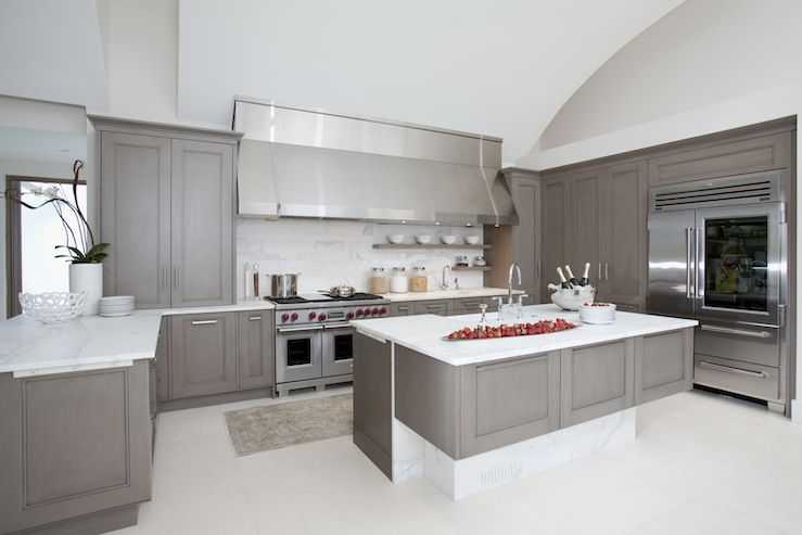 modern gray kitchen cabinets  08  alno kitchen design ideas   alno alno k  chen grifflos  pin by internityhome on kuchnia kitchen      rh   octava co