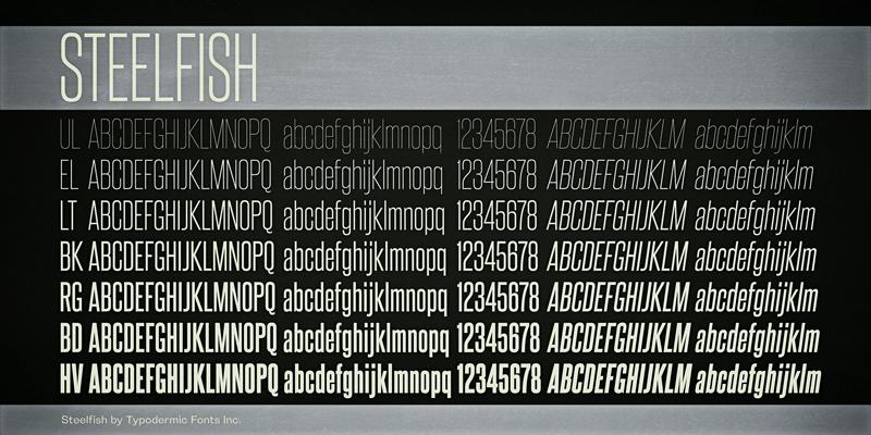 BEYONCE FONT Steelfish Font | dafont com | Client Moodboard