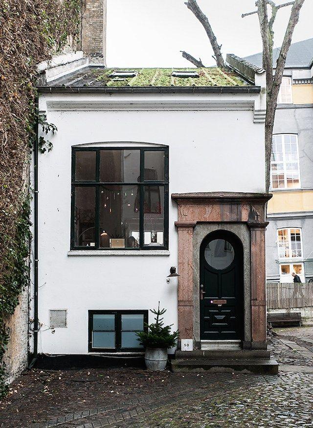 Cette Maison De Ville Simple Mais Belle Appartient A Marie Worsaae