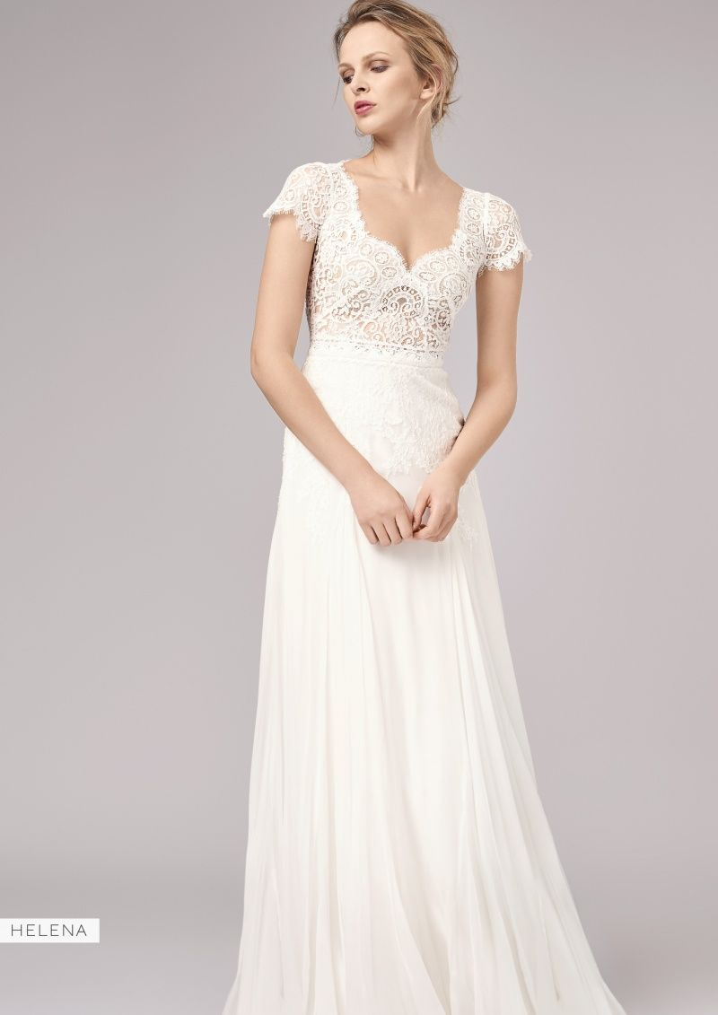 HELENA - Suknie Ślubne Anna Kara | Wedding :) | Pinterest ...