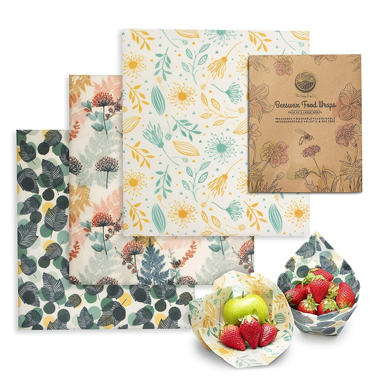 27 Best Kitchen Gifts in 2020 Beeswax food wrap, Foodie