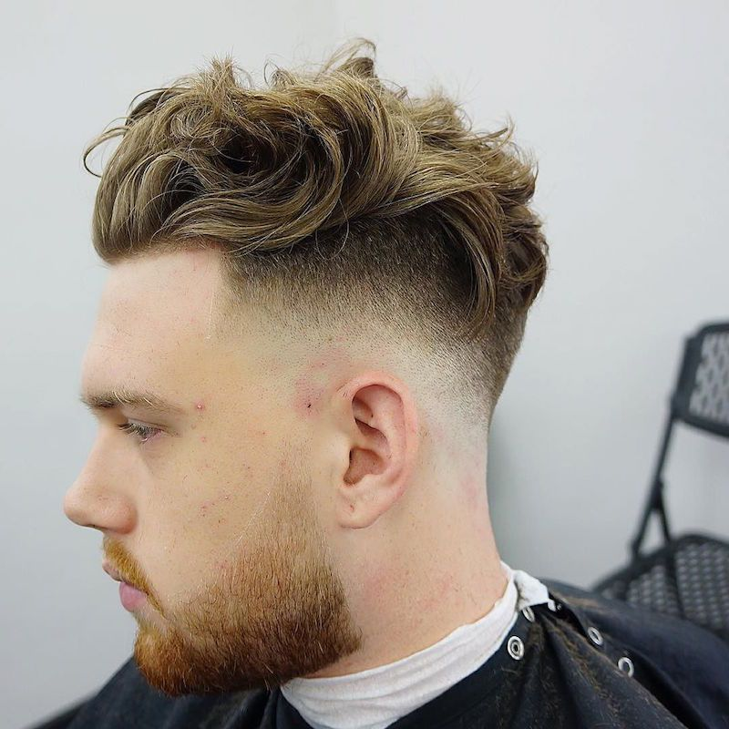 49 New Hairstyles For Men For 2018 Medium Hair Styles Undercut Hairstyles Medium Length Hair Styles