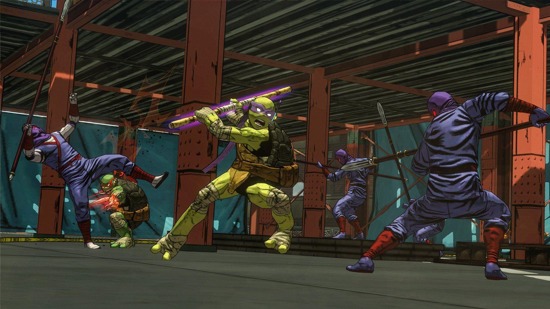 Teenage Mutant Ninja Turtles Mutants In Manhattan Playstation 4 Ninja Mutant Teenage Tur Teenage Mutant Ninja Turtles Teenage Mutant Ninja Activision