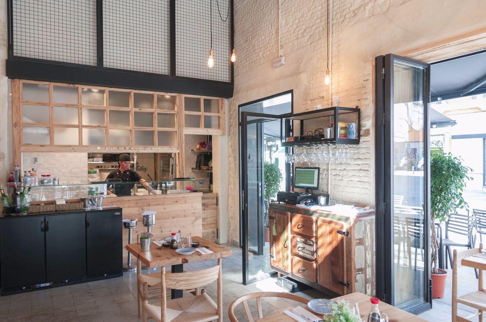 Restaurante japonés \'Takumi\'. Sevilla. | Nuestros Proyectos de ...