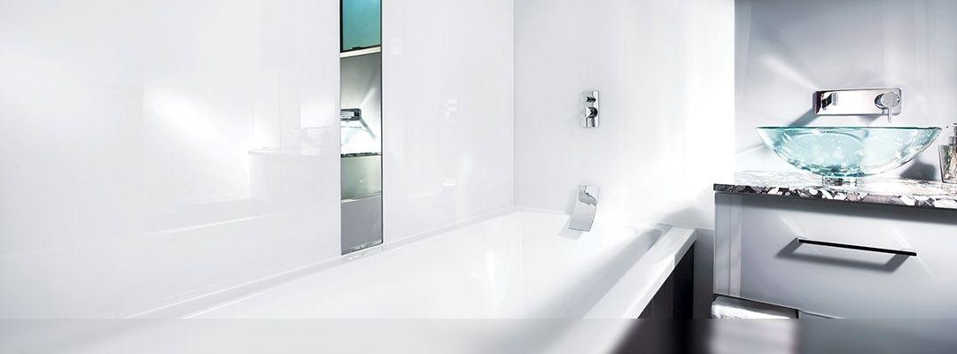 High Gloss Acrylic Wall Panels Lustrolite Shower Panels White Paneling Bathroom Paneling