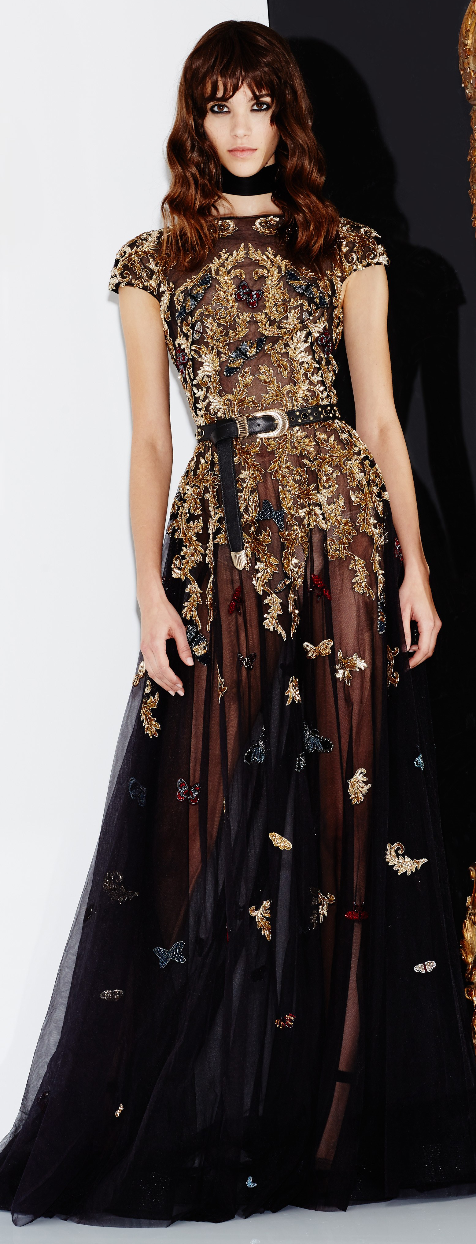 Fall 2016 Ready-to-Wear Zuhair Murad