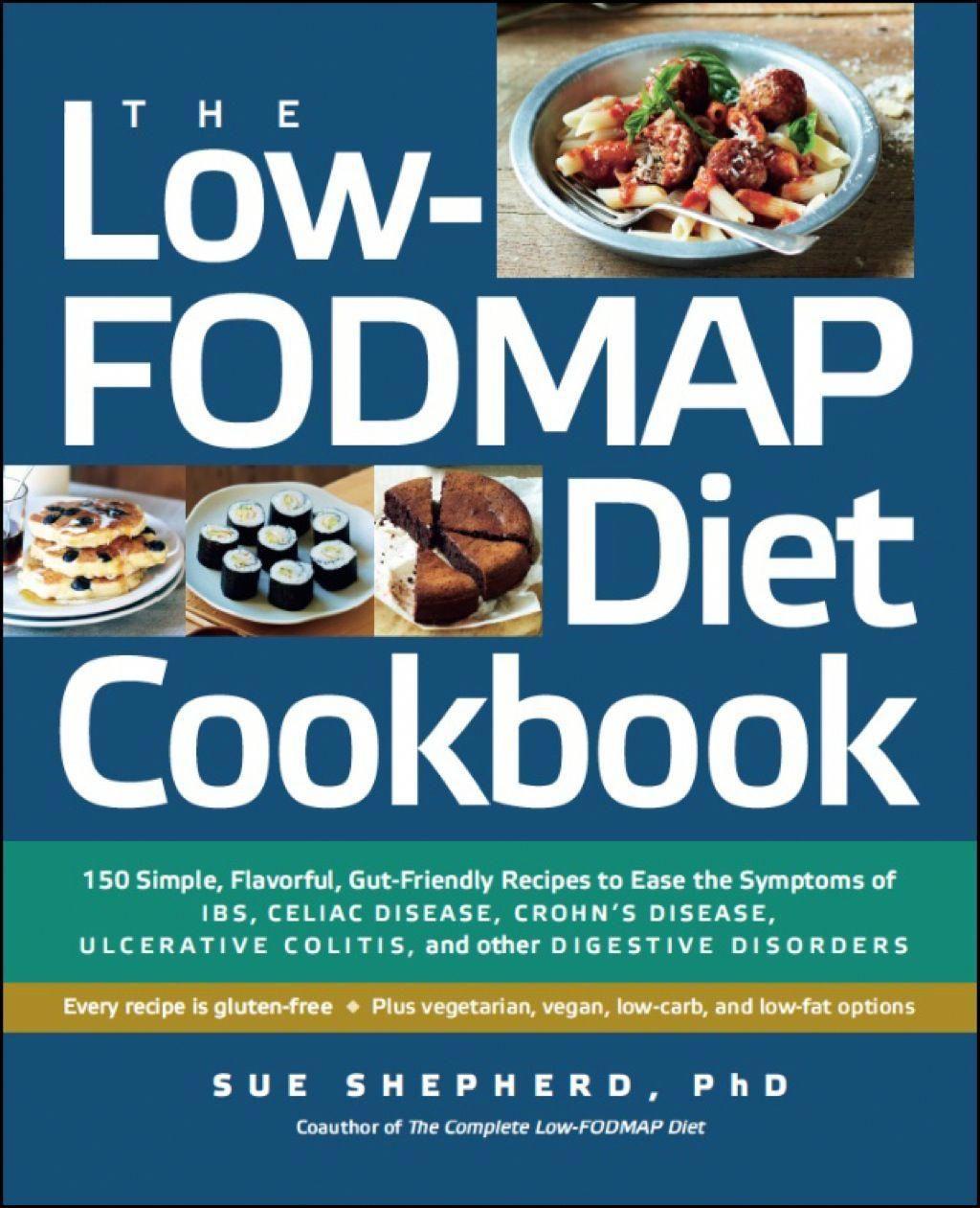The Low-FODMAP Diet Cookbook (eBook)