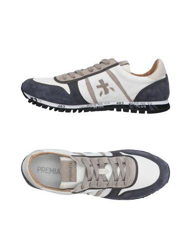 PREMIATA Men's Low-tops & sneakers Slate blue 11 US