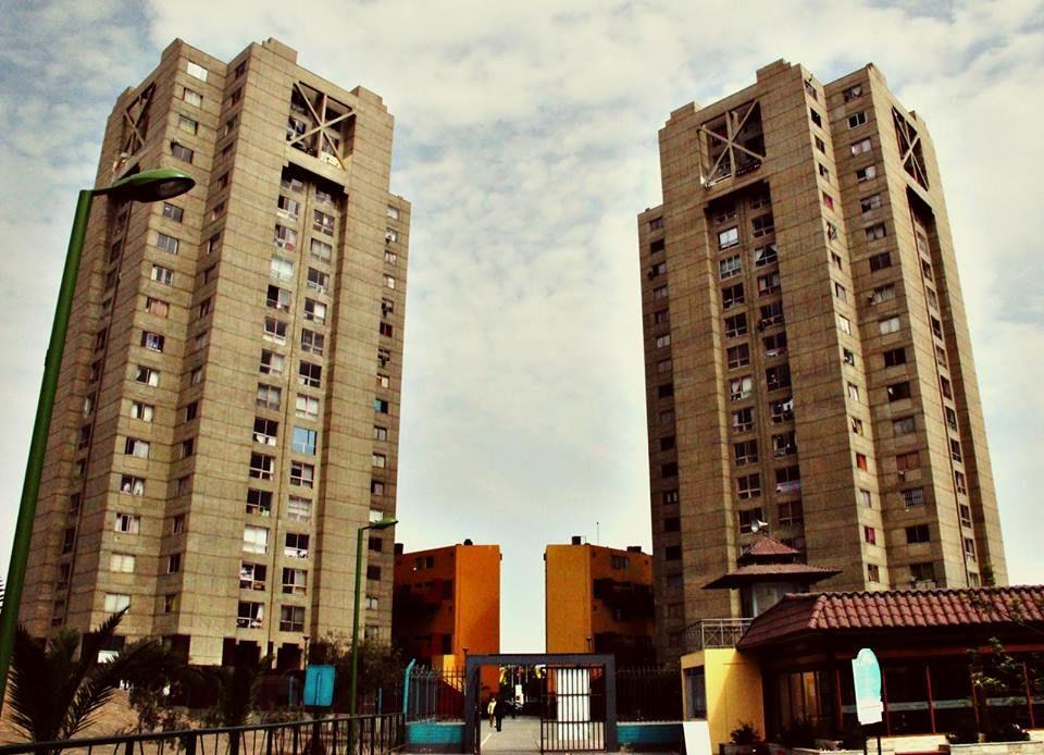 ¿Las reconocen? Son las Torres de Limatambo un icono arquitectónico de San Borja.