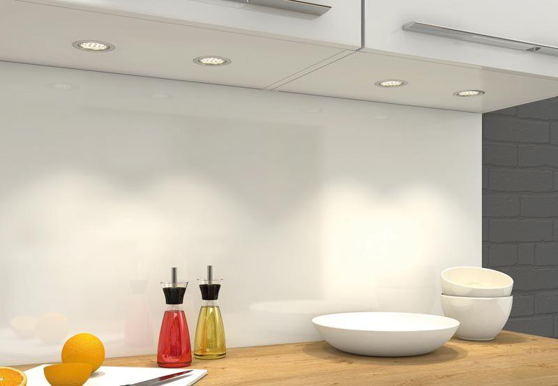 LED Einbaustrahler Sun SMD | LED-Küchenbeleuchtung | Beleuchtung ...