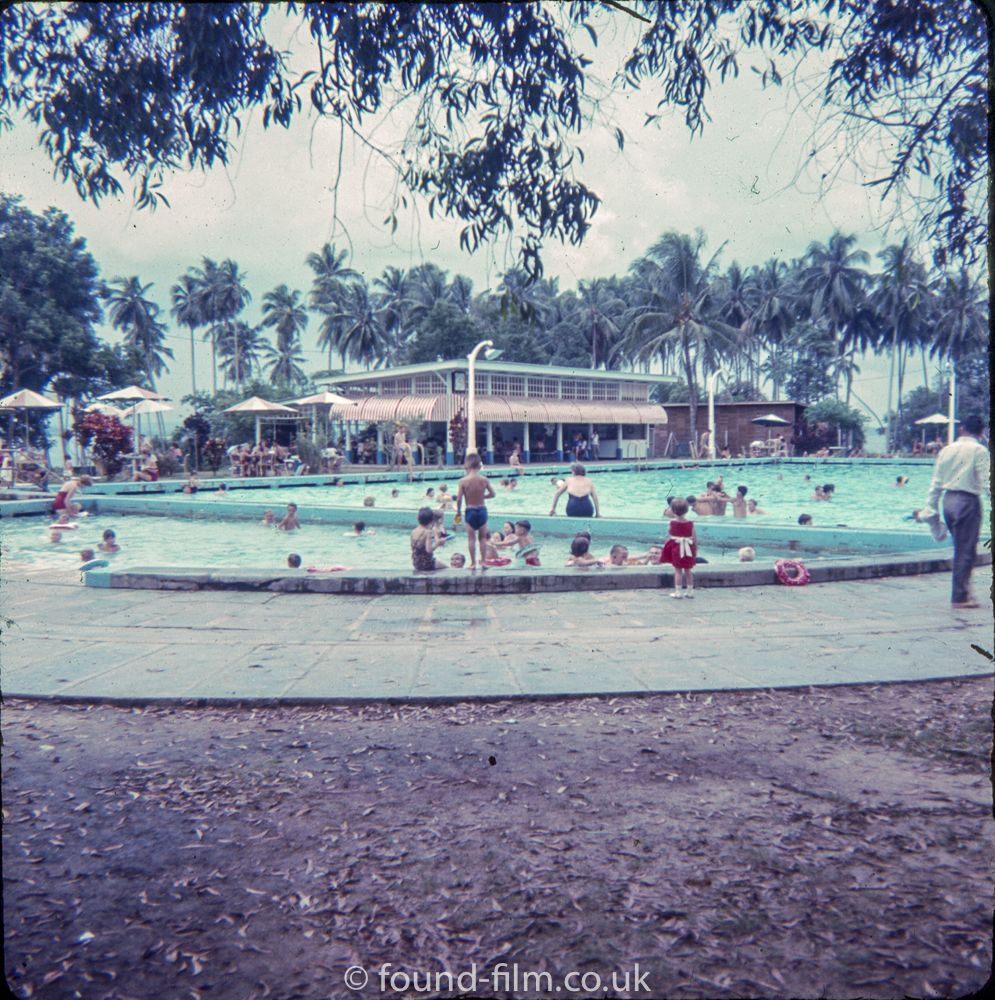 This Is A Picture Of People Having Fun In A Swimming Pool I 8217 Ve Discovered That This Series Of Pictures Were T People Having Fun Seletar Singapore Photos