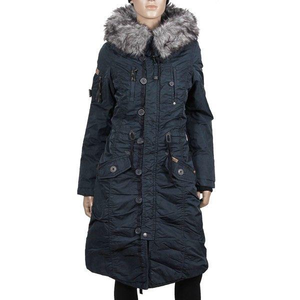 Khujo mantel lang