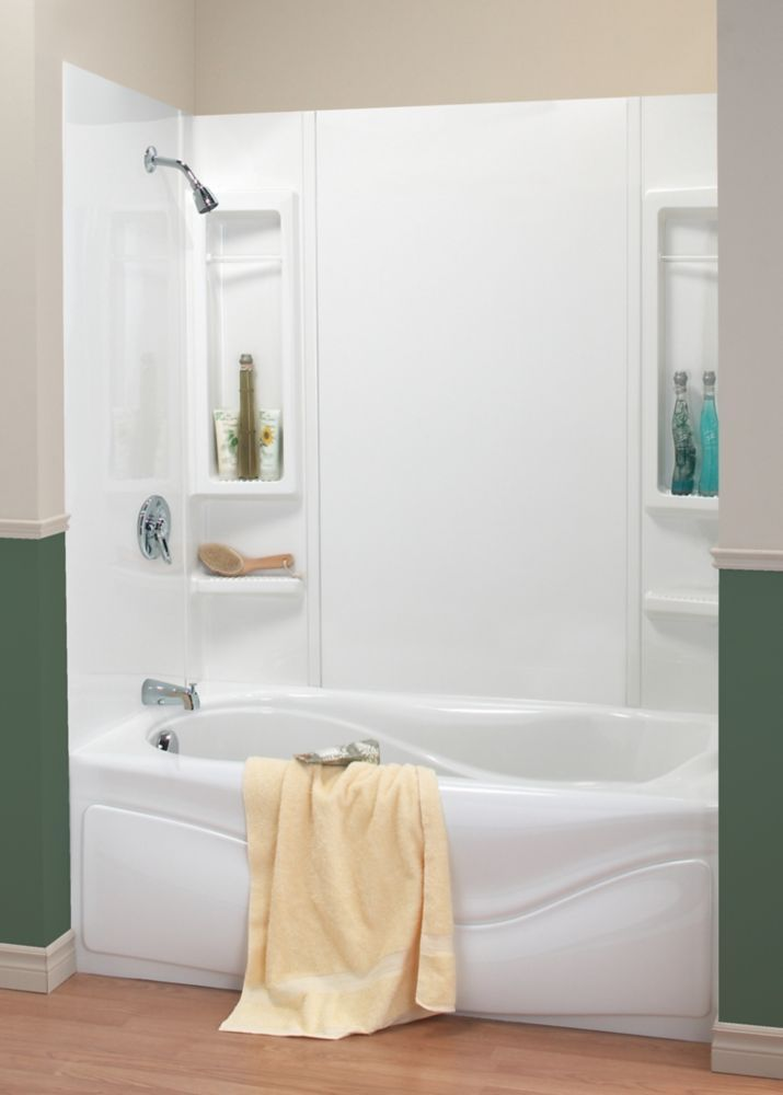 59\'\' PANAMA tub wall kit | Bathroom Ideas | Pinterest | Panama, Tubs ...