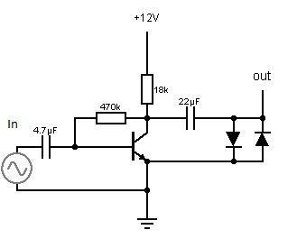 very simple and cheap guitar bass distortion pedal cheap guitars rh pinterest ca boss distortion pedal circuit diagram boss distortion pedal circuit diagram