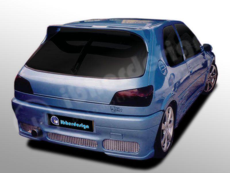 Extensiones De Aletas Peugeot 306 Mod Probe