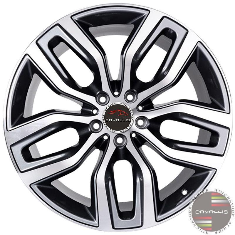 22 Inch Alloy Wheel Rim Fits AUDI VOLKSWAGEN PORSCHE 19 20