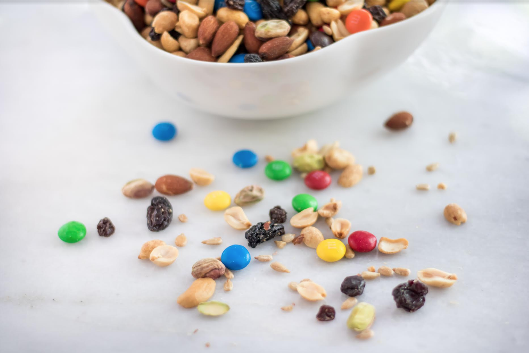 Tips to Have a Fun, Hassle-Free Football Game Day Party + Sweet and Salty Trail Mix Recipe