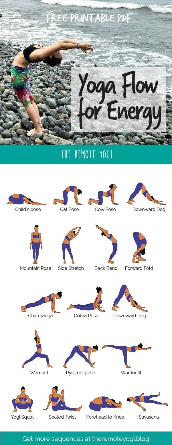 Energizing Yoga Poses Pdf Energizing Yoga Poses Morning Yoga Routine Morning Yoga