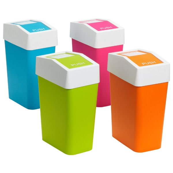 Brite Swing Lid Trash Cans The Container