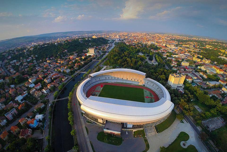 List of football stadiums in Romania - Wikipedia  |U Cluj