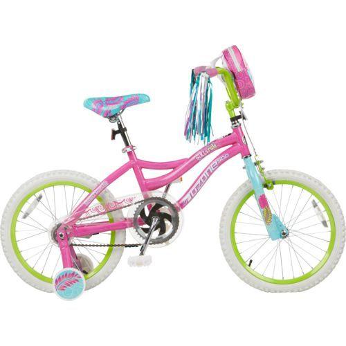 Ozone 500 Girls 18 In Girls Rule Bike Pinkturquoise Or Aqua