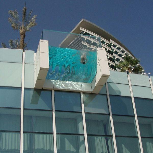 eux et piscines mod les uniques en verre piscine verre piscine hors sol et