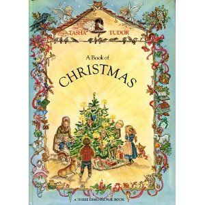 A Book of Christmas [Hardcover]  Tasha Tudor