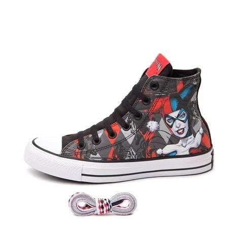 d15be3df19df Converse Chuck Taylor All Star Hi Harley Quinn Sneaker