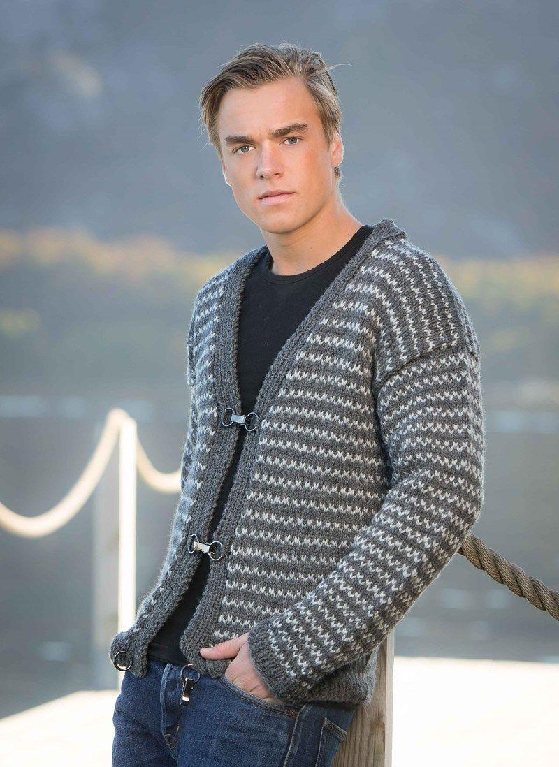 cd9915e0 Katalog 1309 - Viking of Norway | knitting | Men sweater, Knit ...