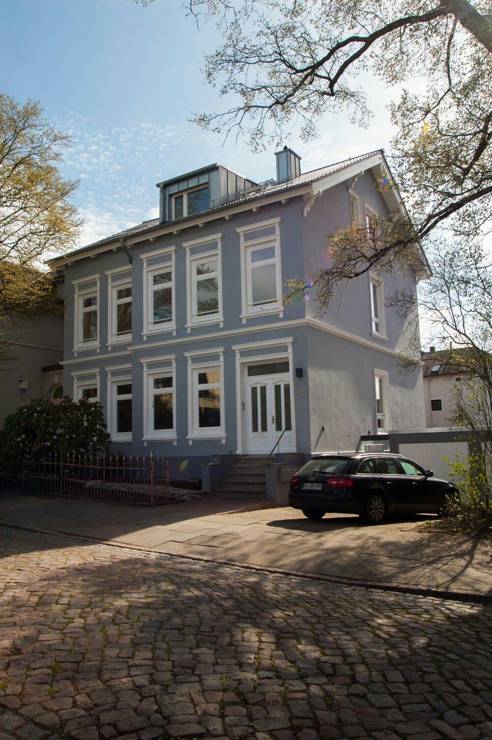 Historisches Mehrfamilienhaus in Bergedorf Architekt