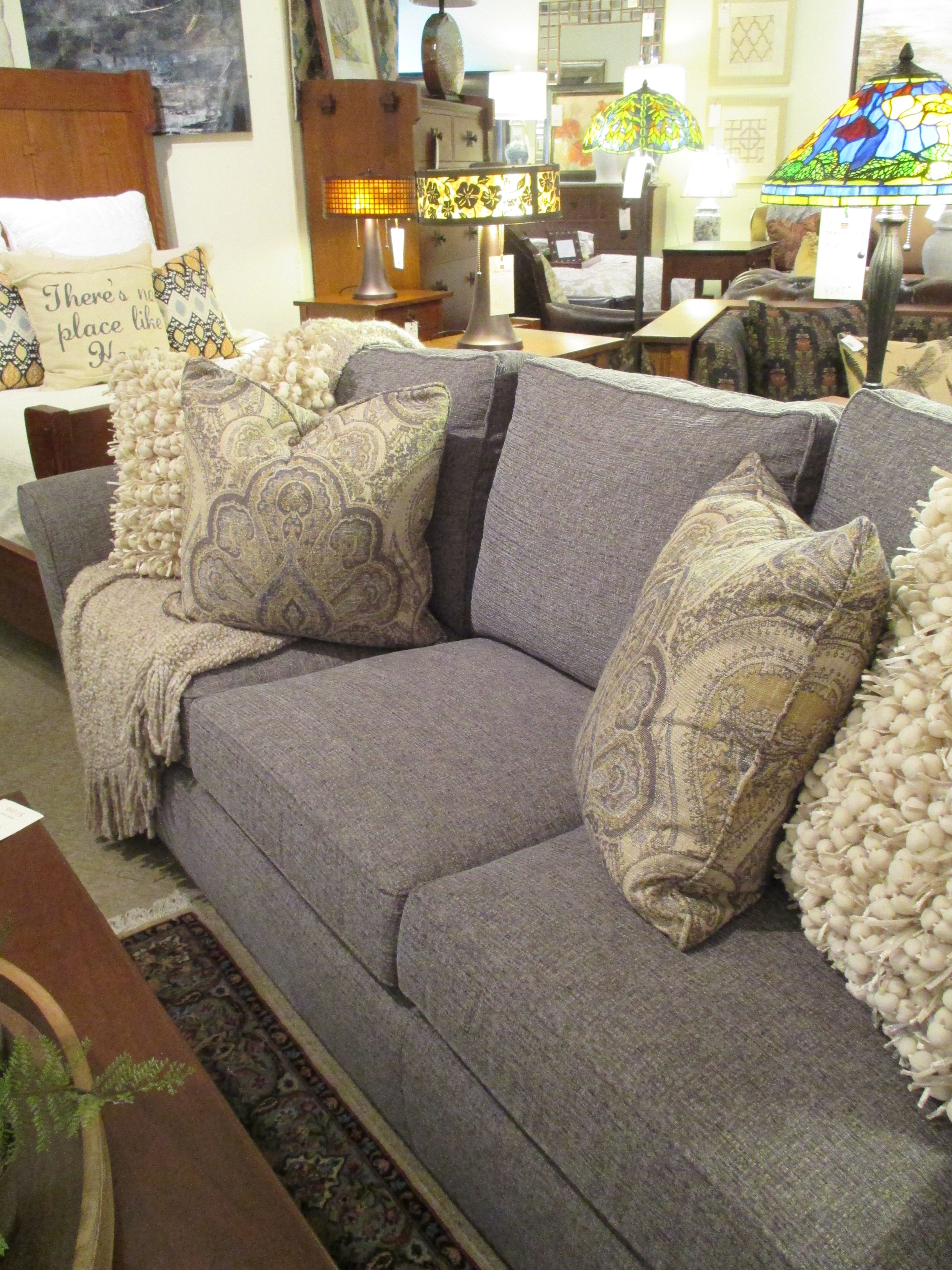 Stickley Essex Sofa Barnwood furniture, Furniture, Lodge