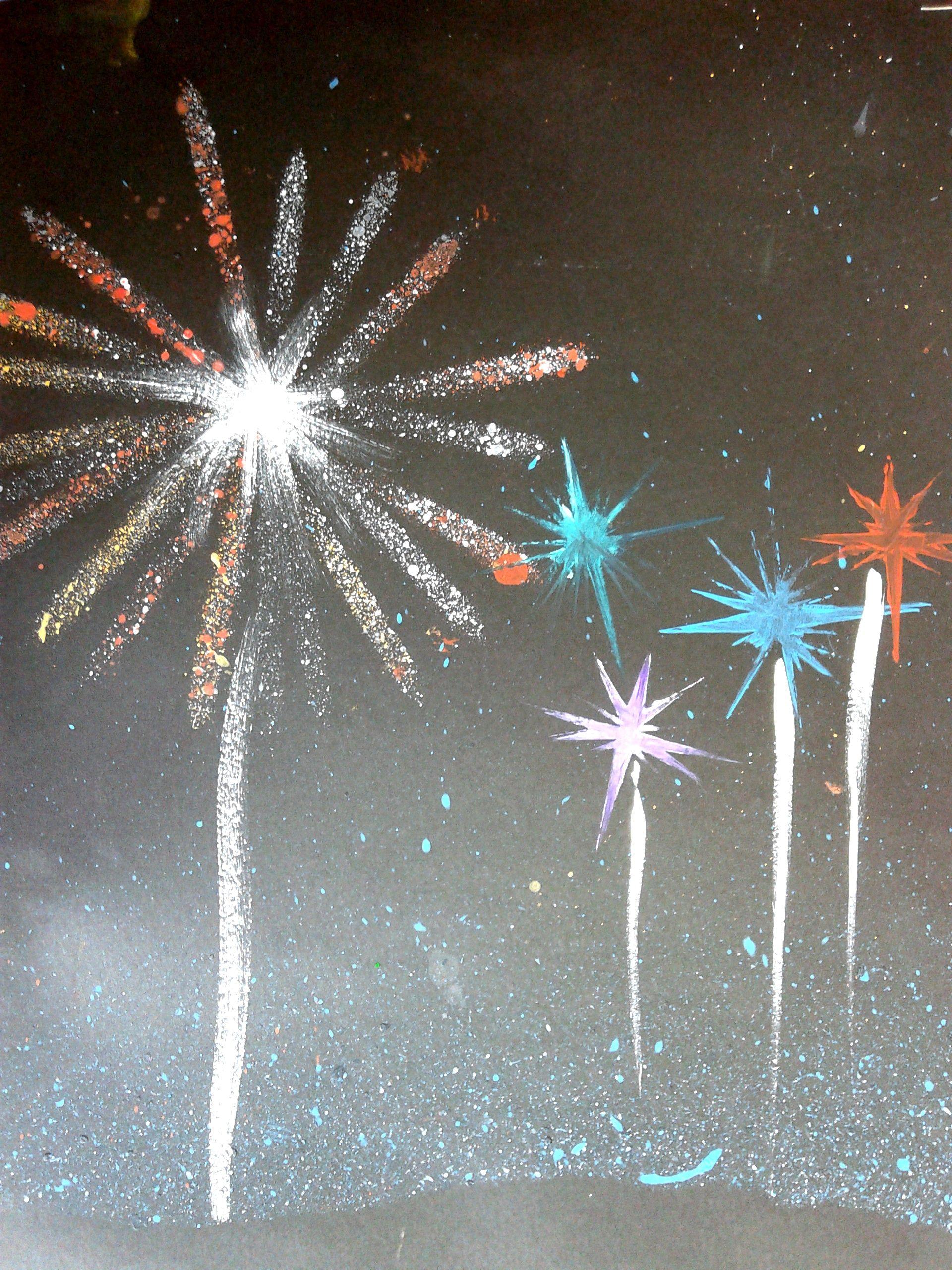 How Do Fireworks Work Ks2