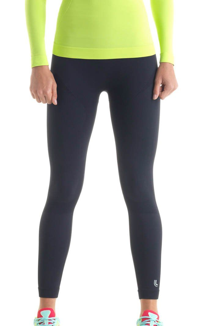 ae47a0beb Lupo Women s X-Run High Compression Running Pants with Emana