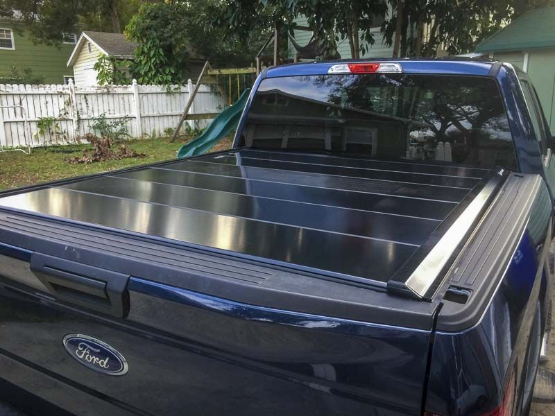 Peragon Aluminum Tonneau Cover Review Tonneau Cover Ladder Rack Aluminum