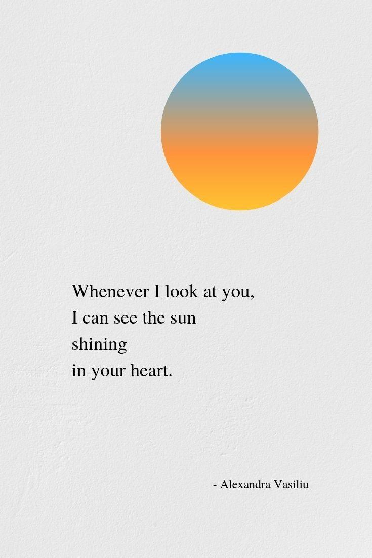 Short heart poems