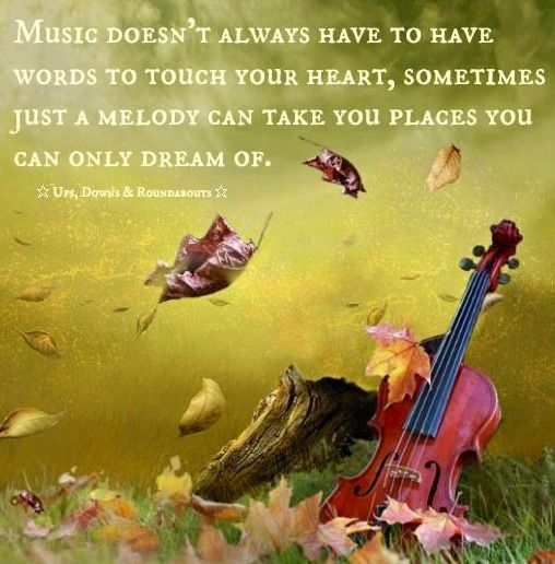 Music Quote Via Ups Downs Roundabouts At Www Facebook Com Upsdownsroundabouts Music Quotes Soul Music Music Is Life