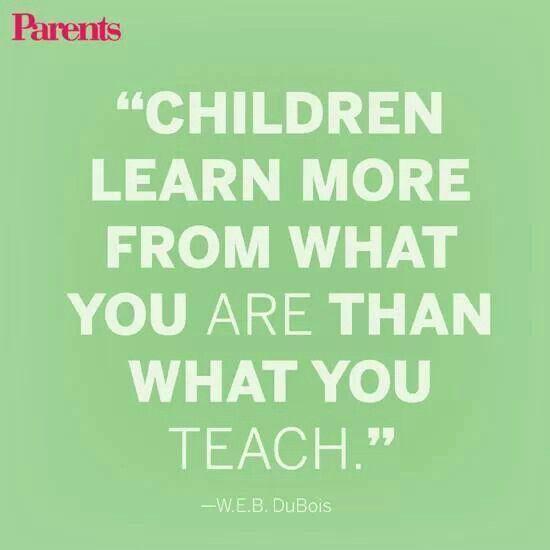CHILDREN SEE. CHILDREN DO. — Brigitte Linford