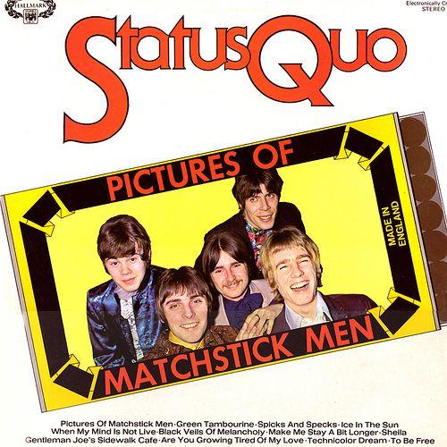 Quo Status Quo And Rick Parfitt