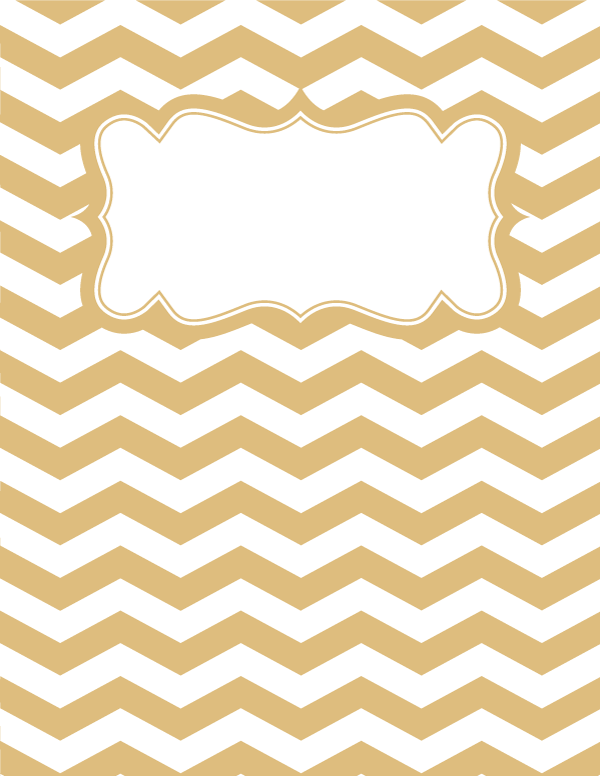 Pin by muse printables on binder covers at bindercovers free printable gold and white chevron binder cover template download the cover in jpg or maxwellsz