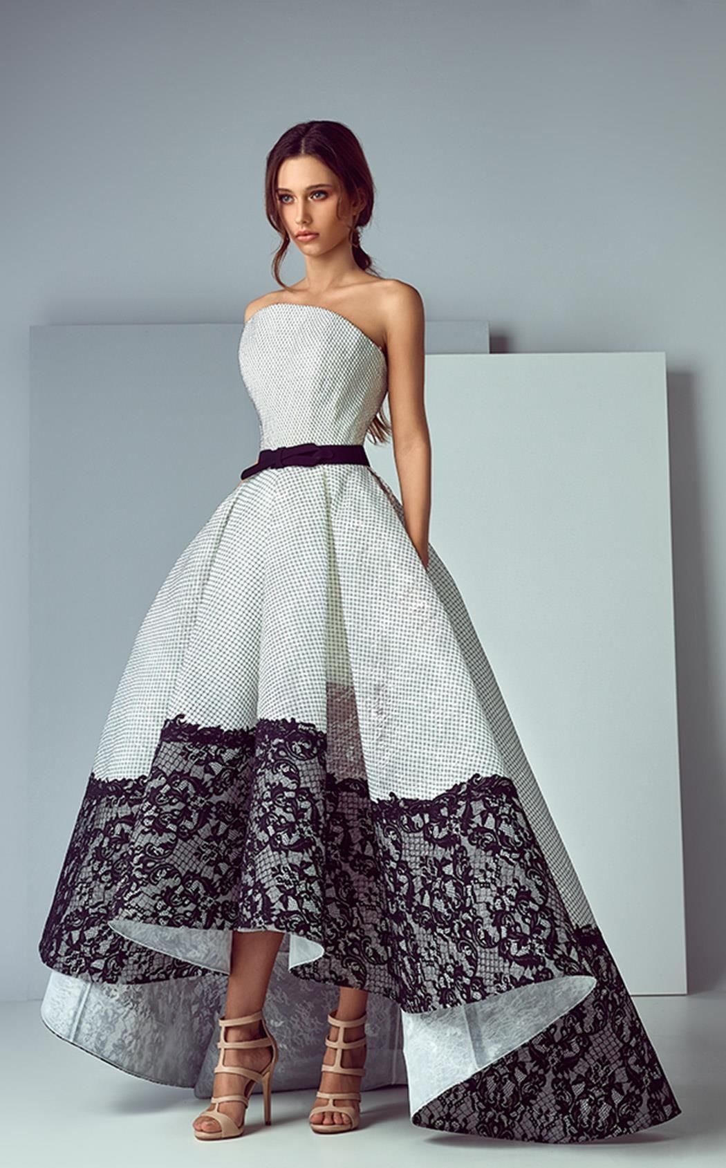 Wedding Outfits | Bridal | Pinterest | Vestiditos, Negro y Blanco