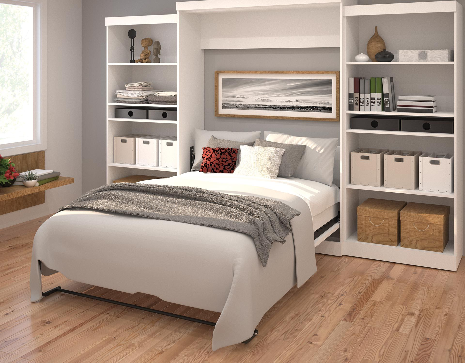 Stunning Design Of Costco Wall Beds For Chic Bedroom Decoration