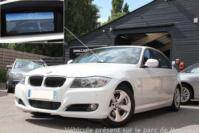 OCCASION BMW SERIE 3 (E90) (2) 320D 163 EFFICIENTDYNAMICS EDITION LUXE