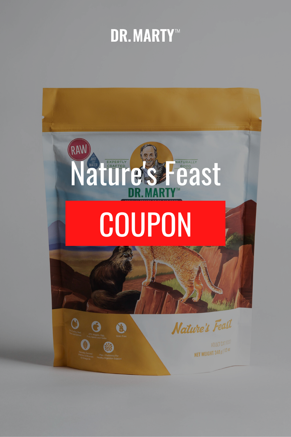 Pin on Dr. Marty Nature's Feast Coupon