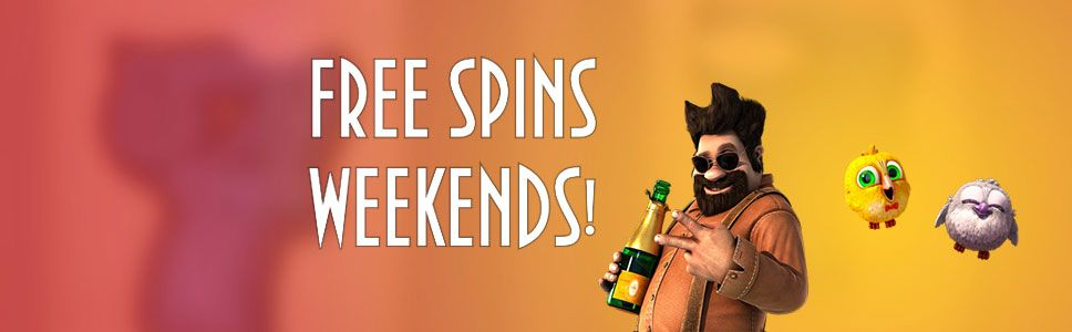 Betvoyager Casino Freespins Weekends Bonus No Deposit Bonus
