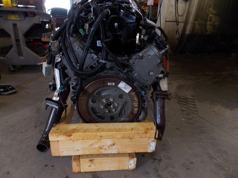 6 0 Liter Vortec Engine Motor Trailblazer Ls2 102k Complete Drop Out Ls Swap Ls Swap Trailblazer Engineering